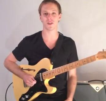 Electric Guitar Lesson  Cool Tips For Developing Your Right Hand Free TABs