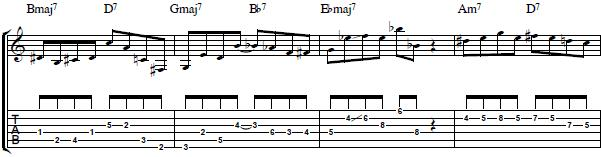 Jazz-Lick-Over-Giant-Steps--Jazz-Guitar-Lesson