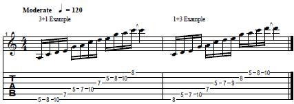 Pentatonic Extended Shapes -- Lead Guitar Lesson