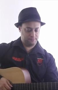 Blues Guitar Lesson on Chords
