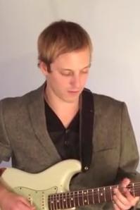 Jazz Chord Progression Using the Thumb - Guitar Lesson