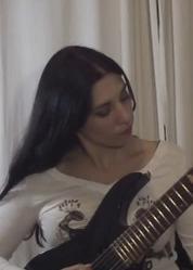 Pentatonic Lick in A minor - Shred Guitar Lesson