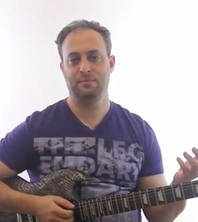 Quick Theory Guitar Lesson on Building Chords