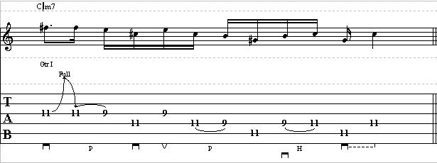 Blues Guitar Lick of the Day