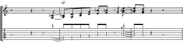 Chord-Soloing-Over-a-Blues-Progression-Rhythm-Blues-Guitar-Lesson