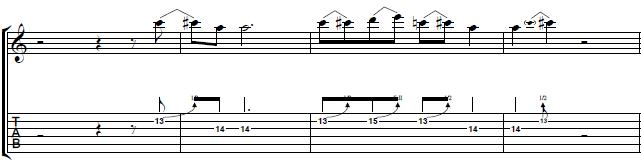Eric-Clapton-Style-Guitar-Riff-Easy-Blues-Guitar-Lesson