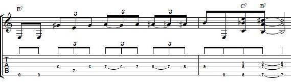 Hot-Blues-Turnaround-in-the-Style-of-Stevie-Ray-Vaughan-Blues-Guitar-Lesson