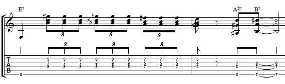 Hot-Blues-Turnaround-in-the-key-of-E-Blues-Guitar-Lesson