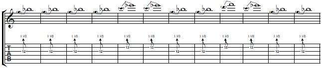 How-to-Play-String-Bends-Over-a-C-Blues-Progression-Blues-Guitar-Lesson