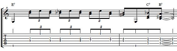 Learn-to-Play-Blues-Turnarounds-in-the-Key-of-E-Blues-Guitar-Lesson