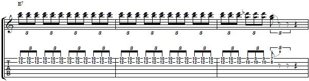 Blues Guitar Lick in the Style or Eric Clapton - Easy Blues Guitar Lesson