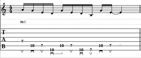 Easy Blues Lick of the Day – Lead Blues Guitar Lesson
