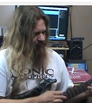 Cool Guitar Lick with Tapping and Open Strings -- Lead Guitar Lesson on Tapping Technique