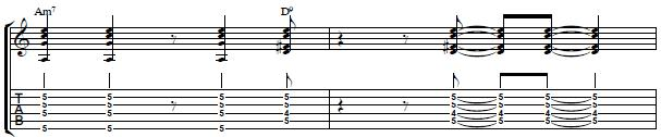 How to Play Latin Grooves in the Style of Carlos Santana - Latin Rhythm Guitar Lesson