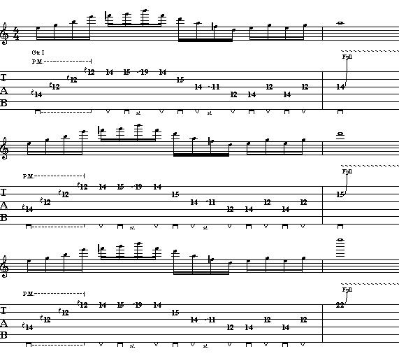 Killer Guitar Lick with Sweep Picking - Shred Guitar Lesson