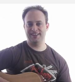 Blues Rhythm Guitar Riff in E - Rhythm Guitar Lesson