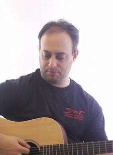 Acoustic Guitar Lesson on Fingerpicking Technique