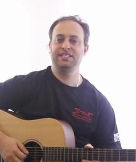 Quick Guitar Lesson on Drop D Tuning - Learn to Tune your Guitar in Drop D