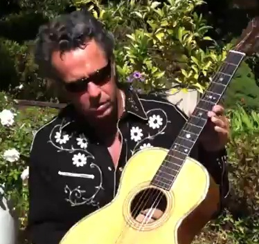 Open D tuning guitar lesson