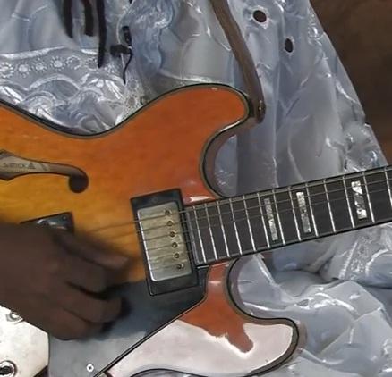 Smooth Guitar Solo