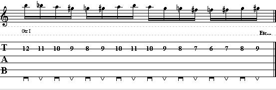 Basic-Guitar-Lick-with-Chromatic-Patterns-–-Lead-Guitar-Lesson-on-Chromatic-Licks-–-Part-3