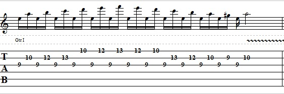 Learn How to Use Pedal Notes in your Guitar Licks - Lead Guitar Lesson on Pedal Note Licks