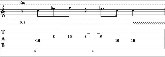 How to Spice Up a Minor Pentatonic Scale